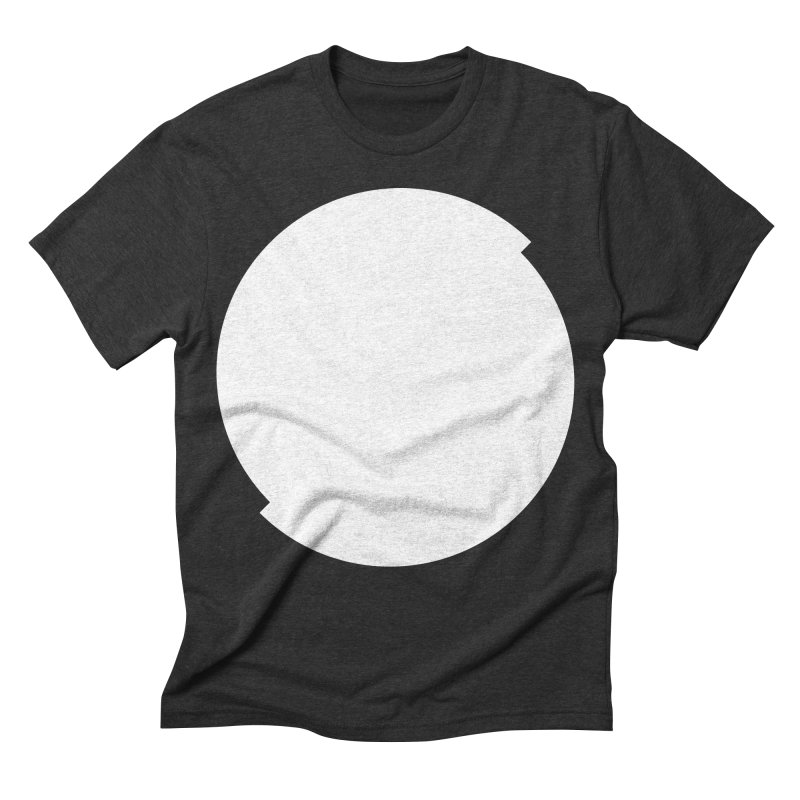 S Men's Triblend T-shirt by Iterative Work