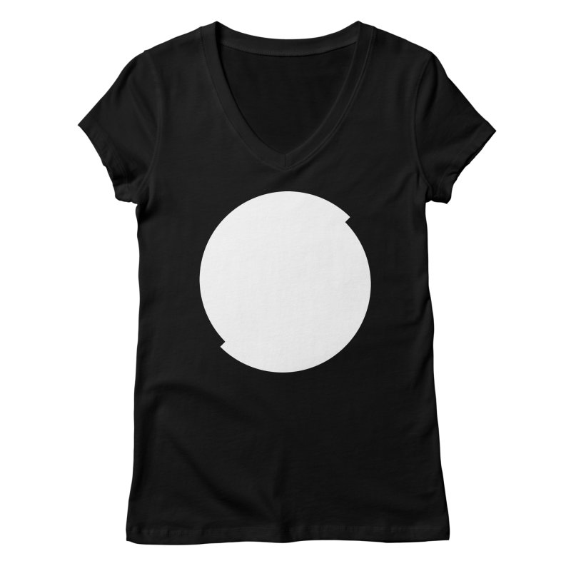 S Women's V-Neck by Iterative Work