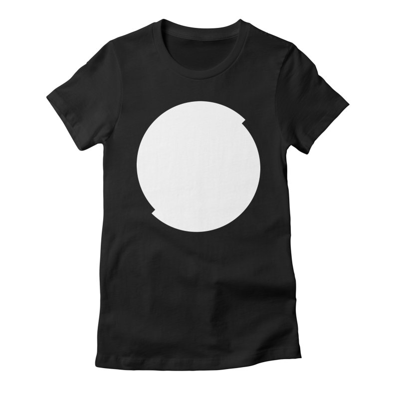 S Women's Fitted T-Shirt by Iterative Work