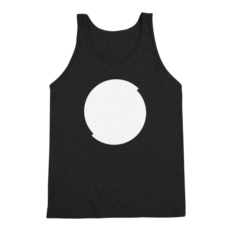 S Men's Triblend Tank by Iterative Work