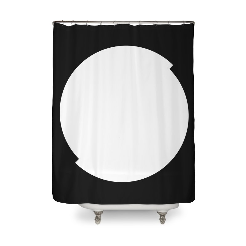 S Home Shower Curtain by Iterative Work
