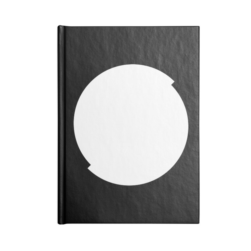 S Accessories Blank Journal Notebook by Iterative Work