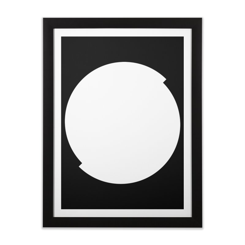 S Home Framed Fine Art Print by Iterative Work