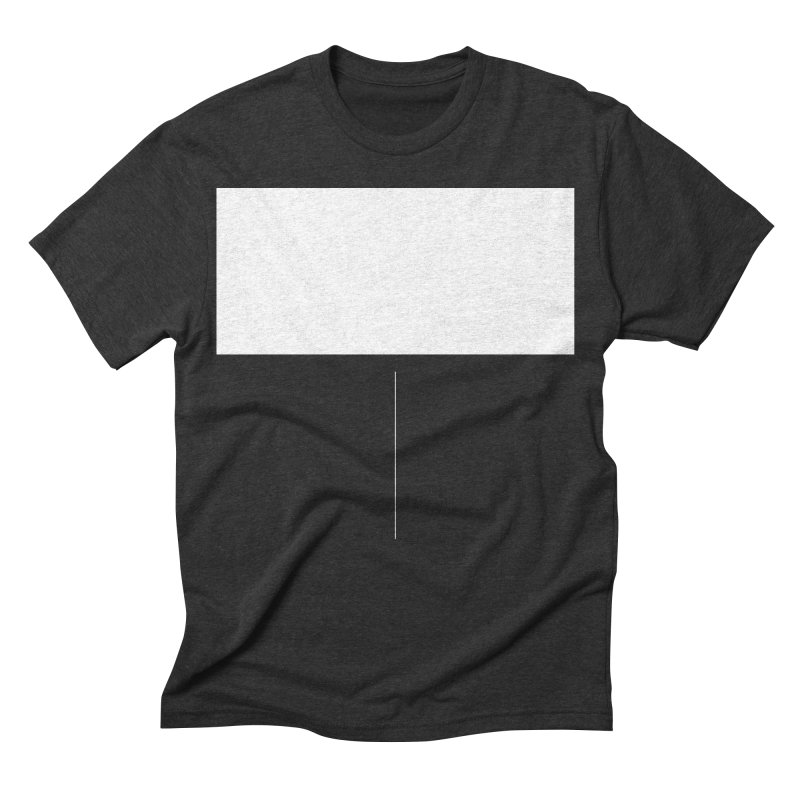 T Men's Triblend T-shirt by Iterative Work