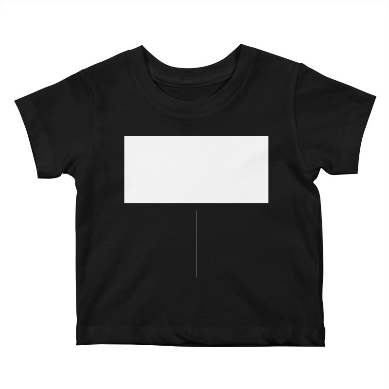 T Kids Baby T-Shirt by Iterative Work