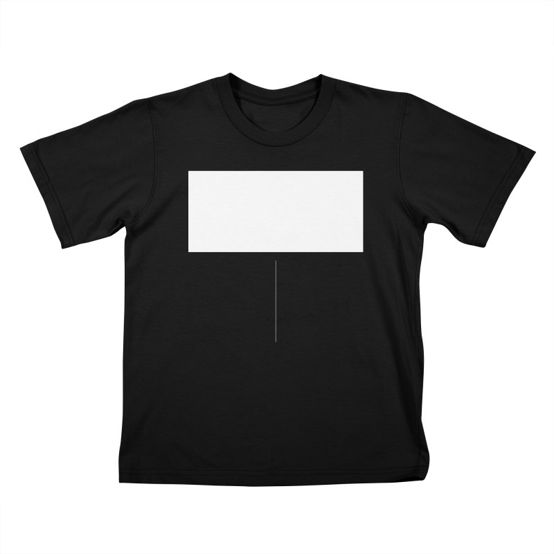 T Kids T-shirt by Iterative Work