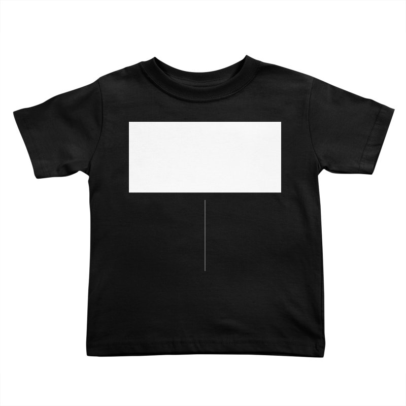 T Kids Toddler T-Shirt by Iterative Work