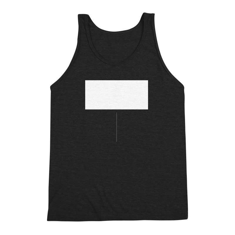 T Men's Triblend Tank by Iterative Work