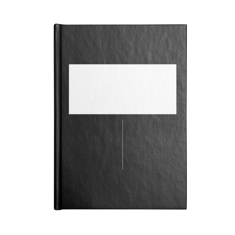 T Accessories Notebook by Iterative Work