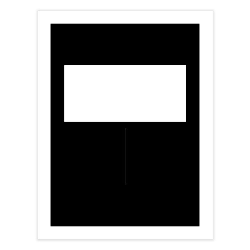 T Home Fine Art Print by Iterative Work