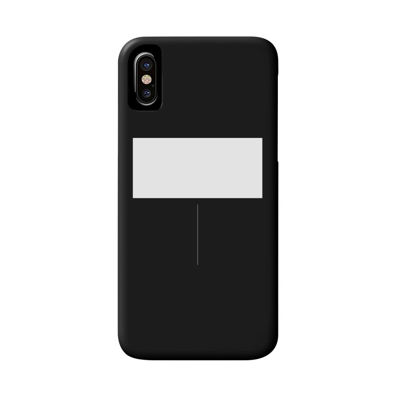 T Accessories Phone Case by Iterative Work