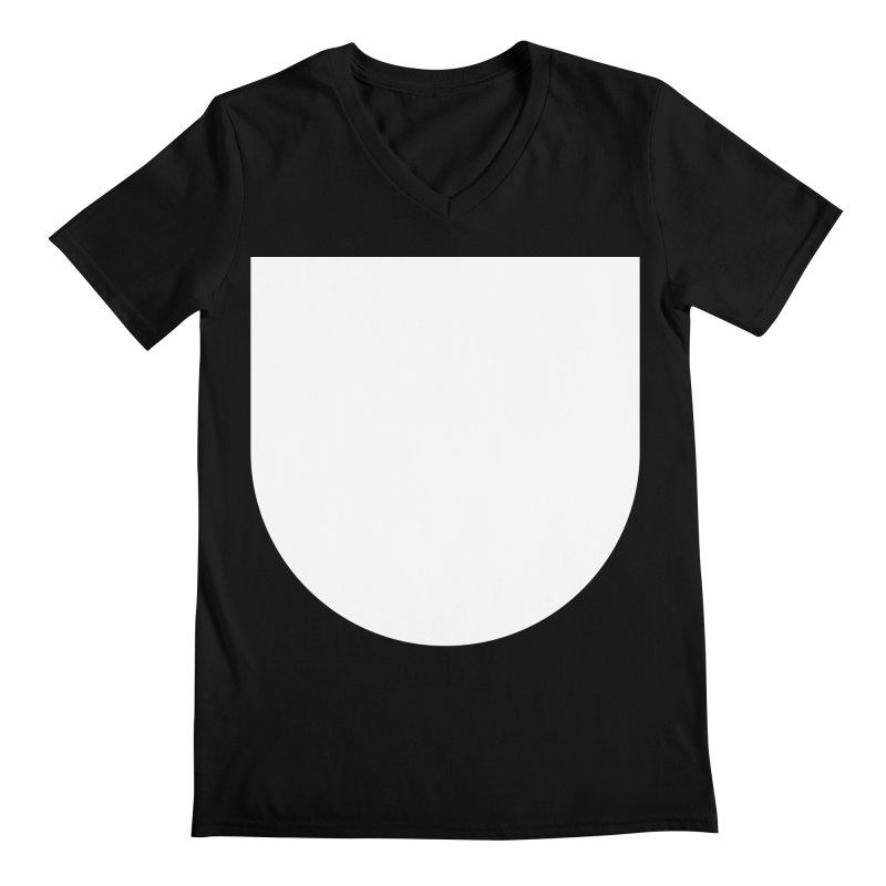 U Men's V-Neck by Iterative Work