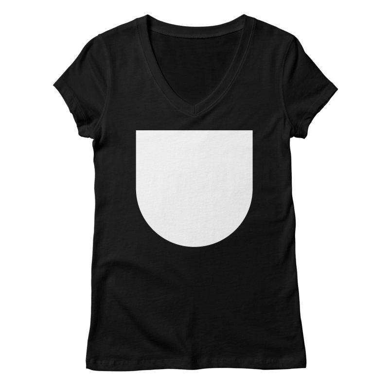 U Women's V-Neck by Iterative Work