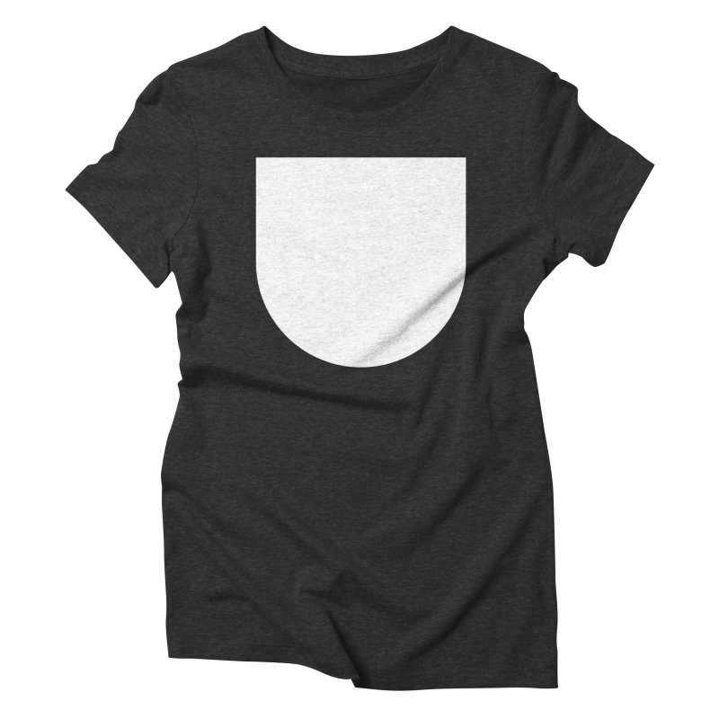 U Women's Triblend T-shirt by Iterative Work
