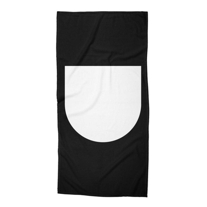 U Accessories Beach Towel by Iterative Work