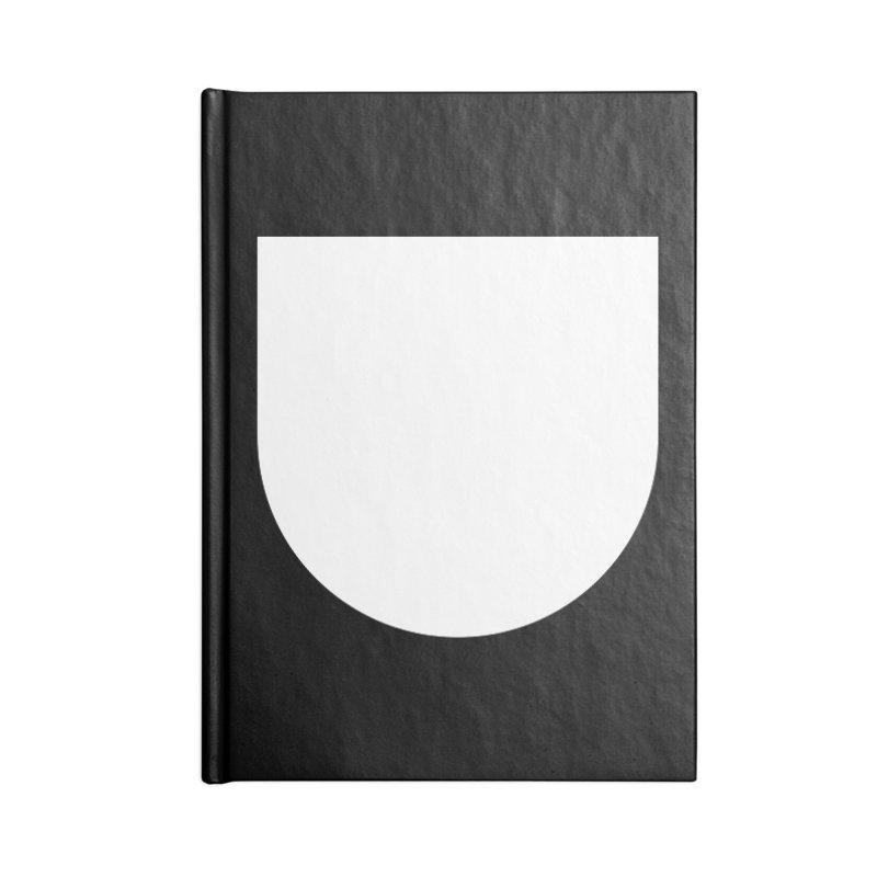 U Accessories Blank Journal Notebook by Iterative Work