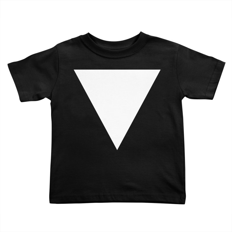 V Kids Toddler T-Shirt by Iterative Work