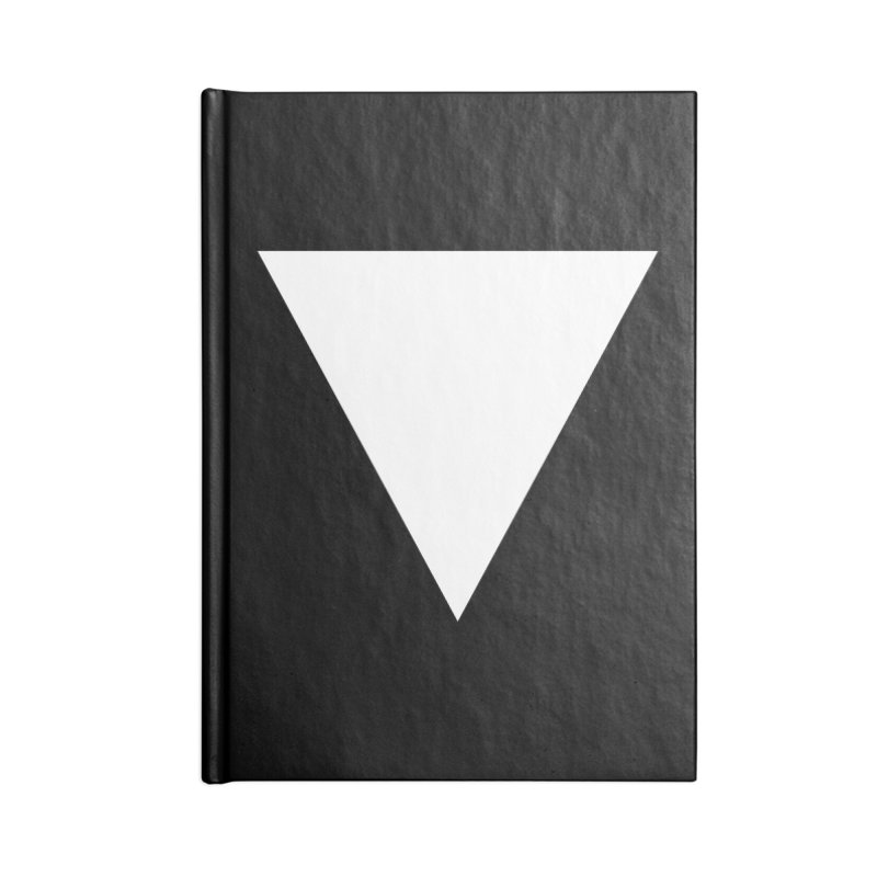 V Accessories Blank Journal Notebook by Iterative Work