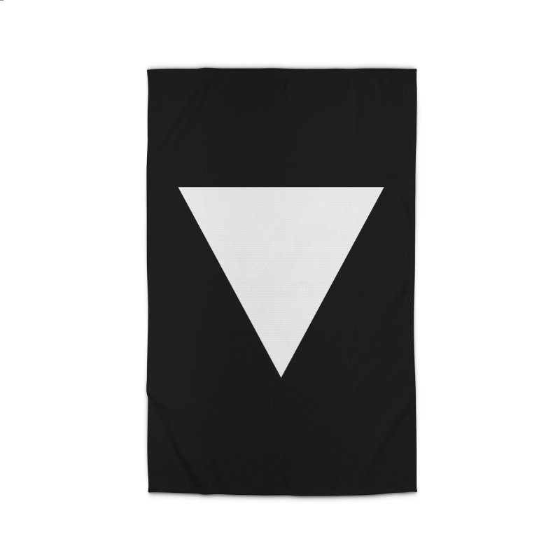 V Home Rug by Iterative Work