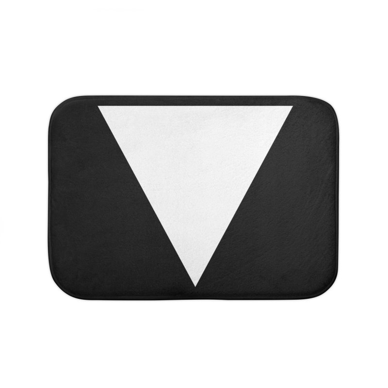 V Home Bath Mat by Iterative Work