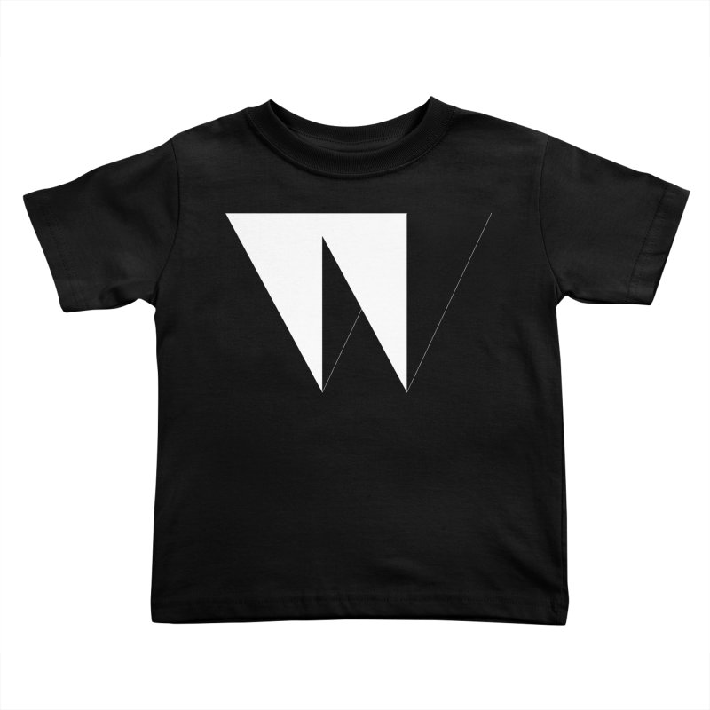 W Kids Toddler T-Shirt by Iterative Work