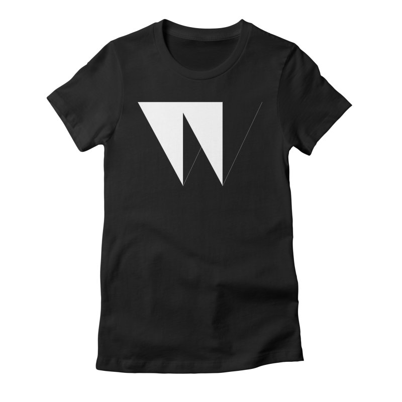 W Women's Fitted T-Shirt by Iterative Work