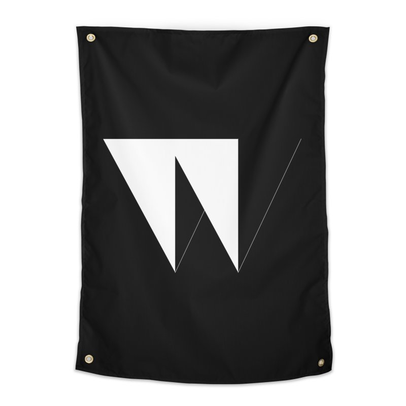 W Home Tapestry by Iterative Work