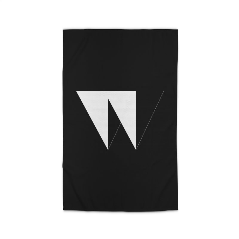 W Home Rug by Iterative Work