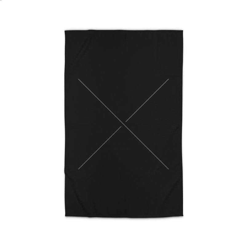 X Home Rug by Iterative Work