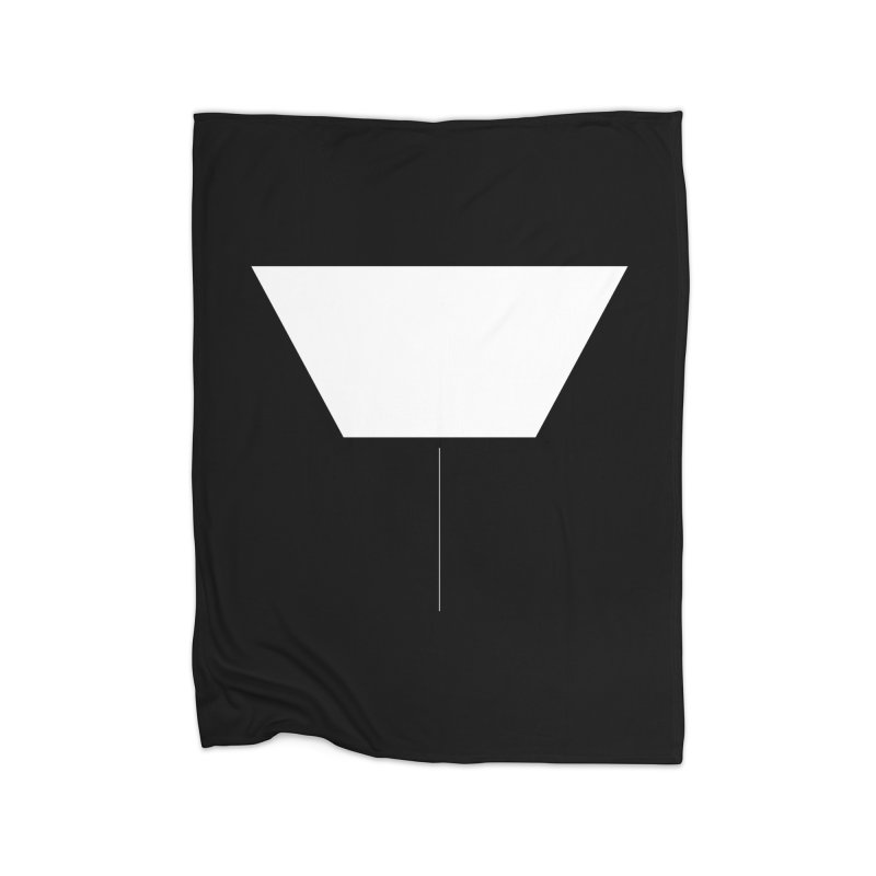 Y Home Fleece Blanket Blanket by Iterative Work