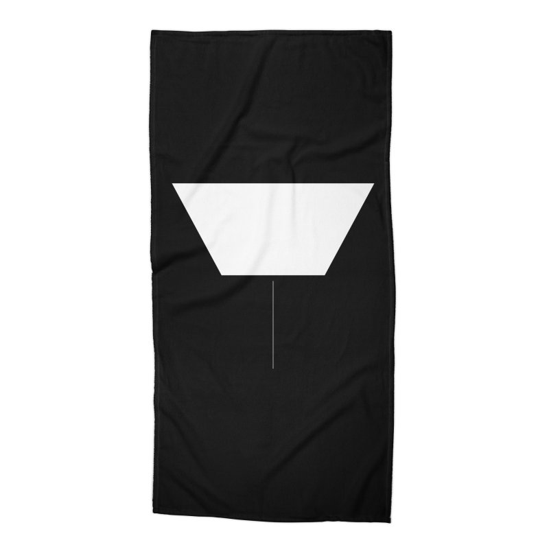 Y Accessories Beach Towel by Iterative Work