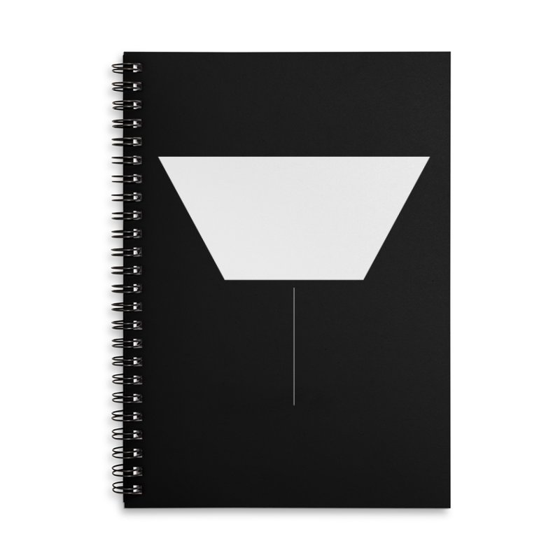 Y Accessories Lined Spiral Notebook by Iterative Work