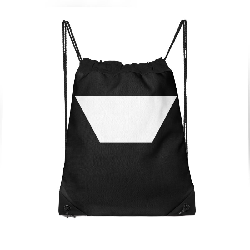 Y Accessories Drawstring Bag Bag by Iterative Work