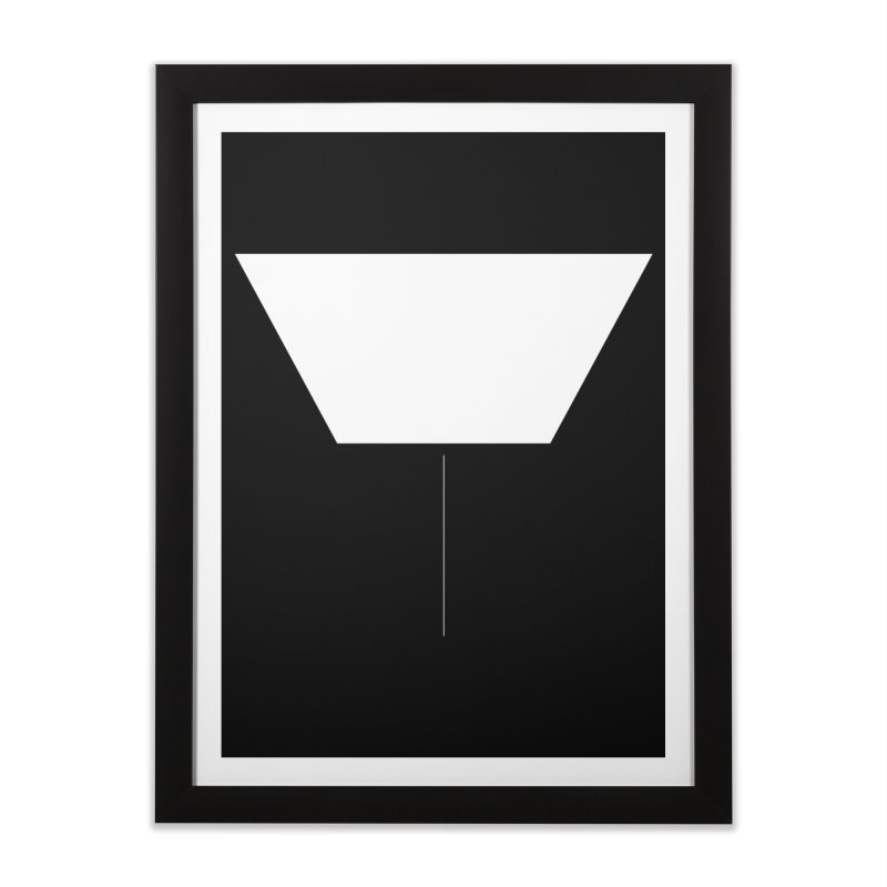 Y Home Framed Fine Art Print by Iterative Work