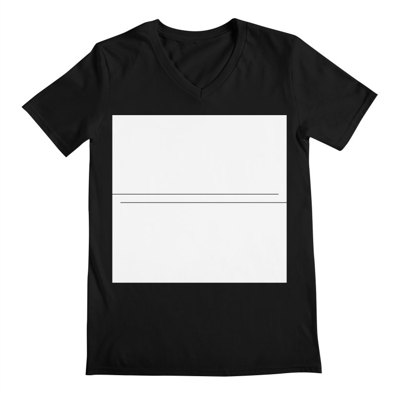 Z Men's Regular V-Neck by Iterative Work