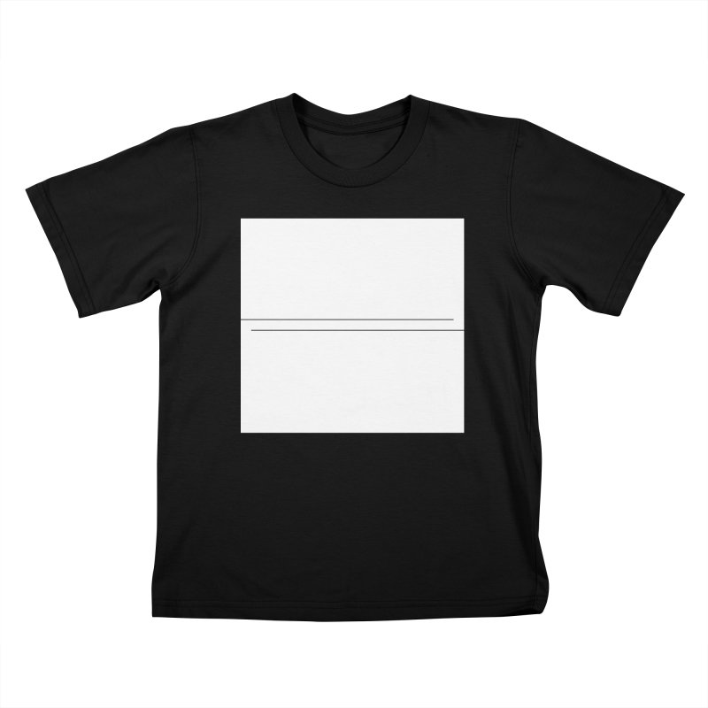 Z Kids T-Shirt by Iterative Work