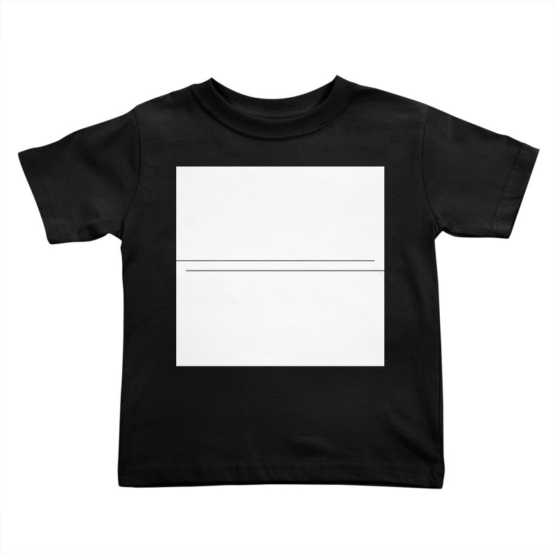 Z Kids Toddler T-Shirt by Iterative Work