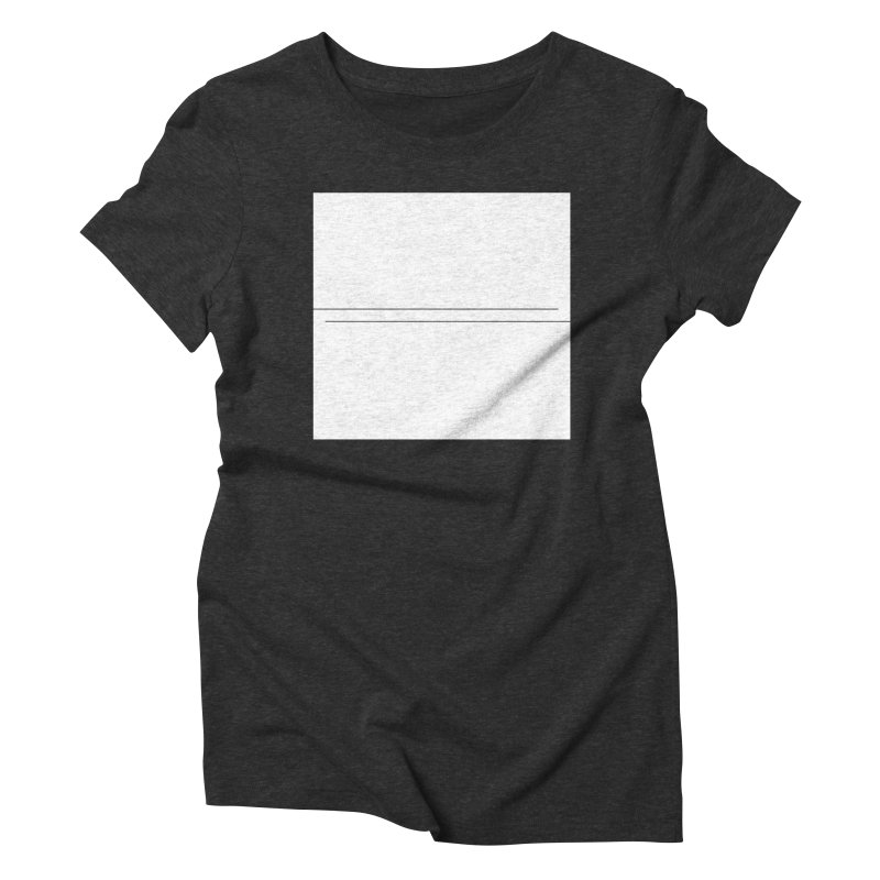 Z Women's Triblend T-Shirt by Iterative Work
