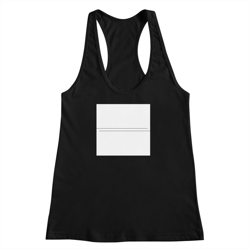 Z Women's Racerback Tank by Iterative Work