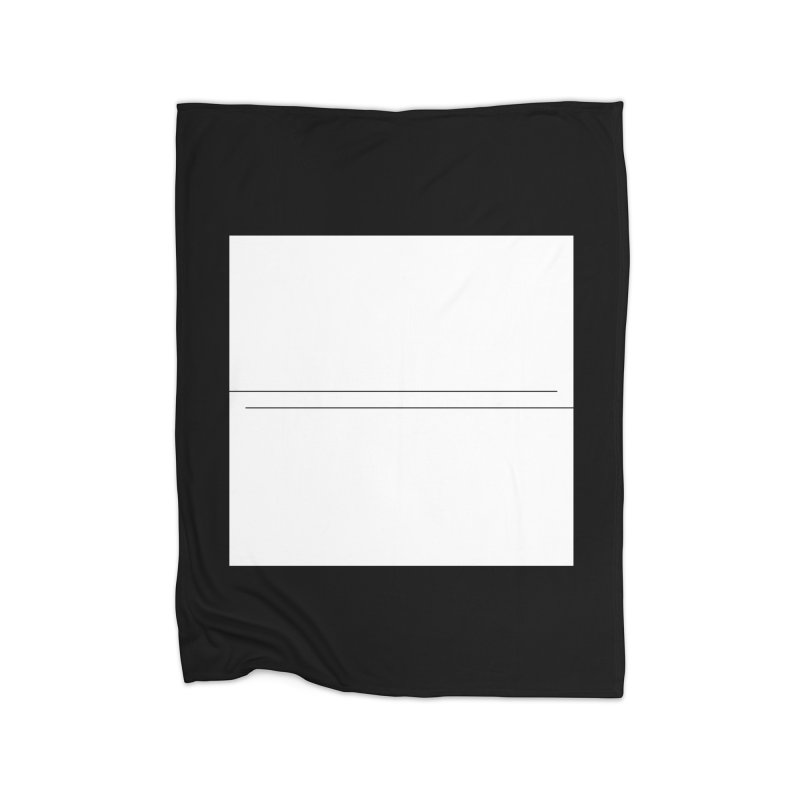 Z Home Blanket by Iterative Work