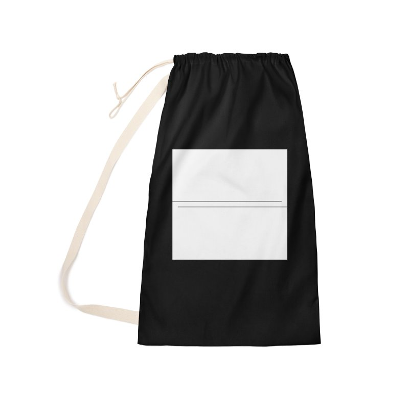 Z Accessories Laundry Bag Bag by Iterative Work
