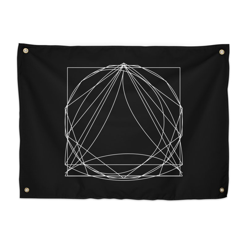 Volume 2.9—9 Shapes Home Tapestry by Iterative Work