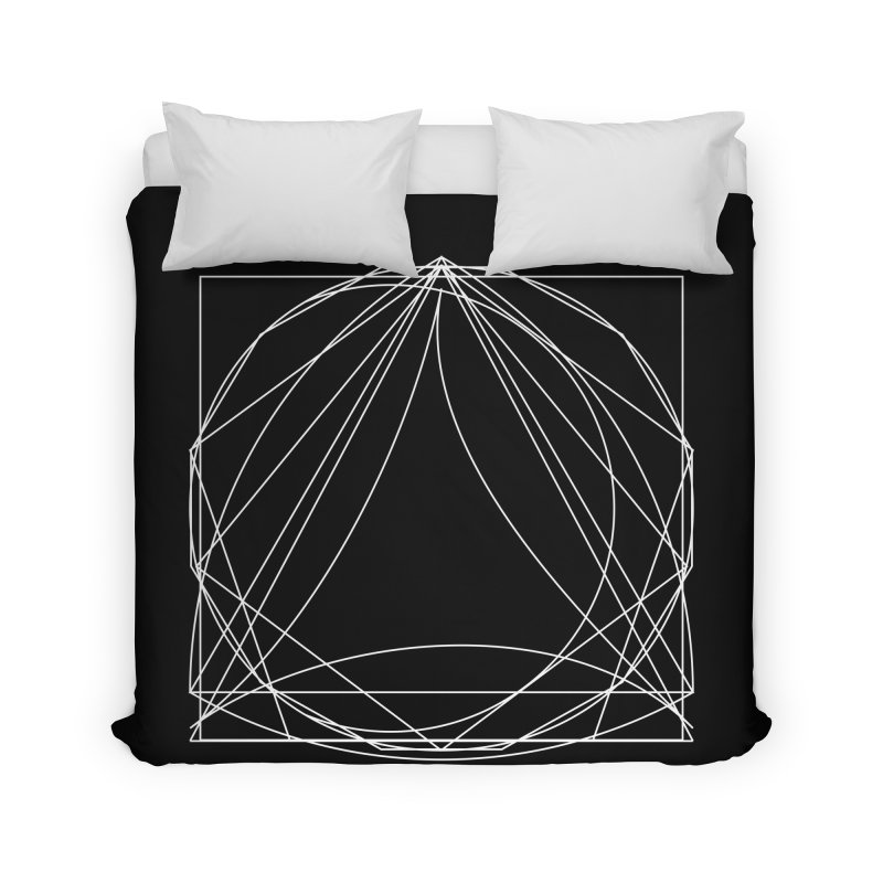 Volume 2.9—9 Shapes Home Duvet by Iterative Work