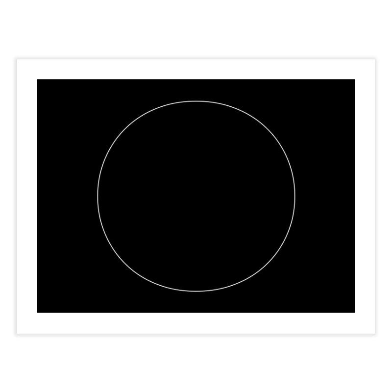 Volume 2.9.01—Circle Home Fine Art Print by Iterative Work