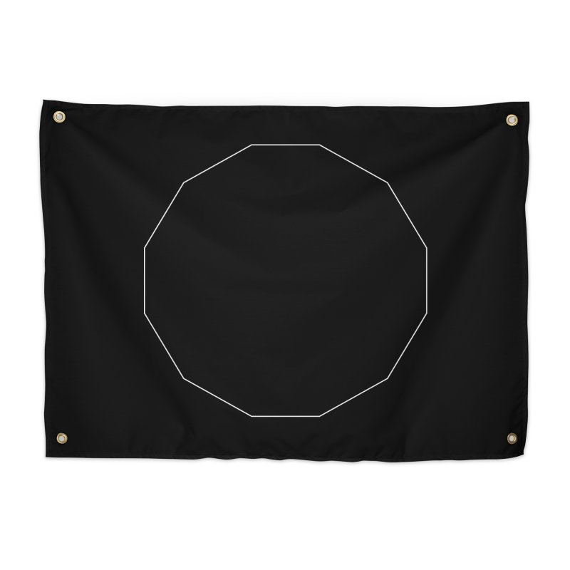 Volume 2.9.02—Dodecagon Home Tapestry by Iterative Work