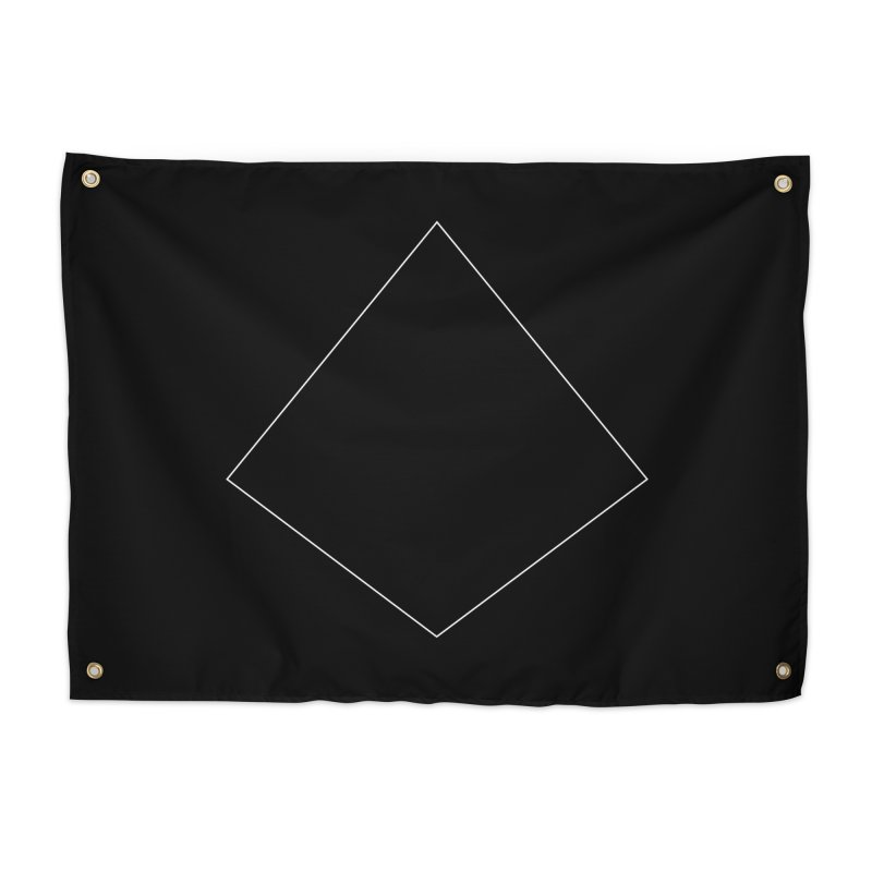Volume 2.9.04—Right Kite Quadrilateral Home Tapestry by Iterative Work
