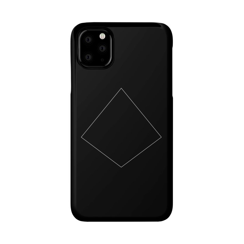 Volume 2.9.04—Right Kite Quadrilateral Accessories Phone Case by Iterative Work