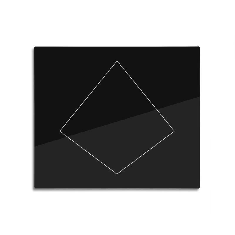 Volume 2.9.04—Right Kite Quadrilateral Home Mounted Acrylic Print by Iterative Work