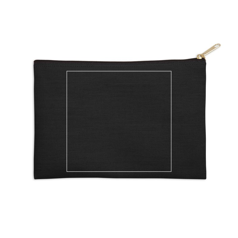 Volume 2.9.05—Square Accessories Zip Pouch by Iterative Work