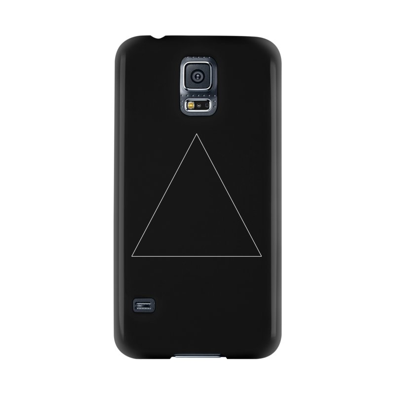 Volume 2.9.06—Equilateral Triangle Accessories Phone Case by Iterative Work